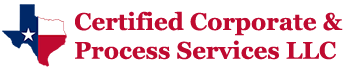 Certified Corporate & Process Services LLC Logo